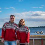Nya Lillehammertröjan