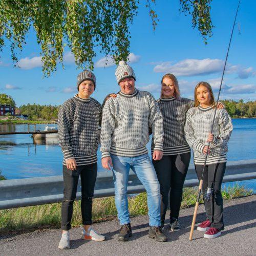 Norwool Fiskartröjor